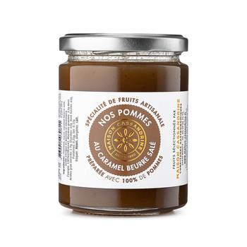 Spécialité de Pommes au Caramel Beurre Salé