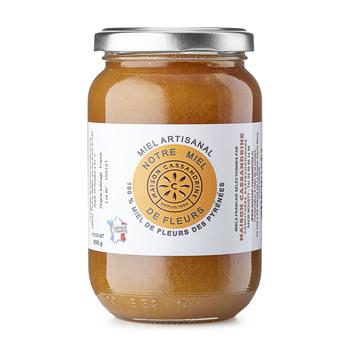 Miel de Fleurs des Pyrénées Pot de 500 Grs | PYR500
