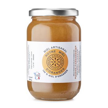 Miel d'Oranger Pot de 500 Grs | OR500