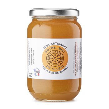 Miel de Tilleul Pot de 500 Grs | TILL500