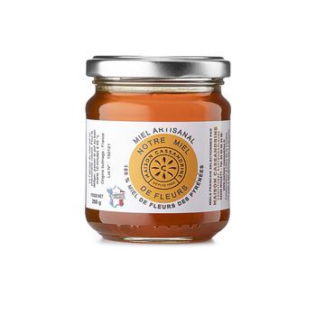 Miel de Fleurs des Pyrénées Pot de 250 Grs | PYR250