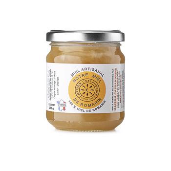 Miel de Romarin Pot de 250 Grs | ROM250