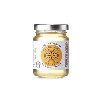 Miel d'Acacia pot de 125 Grs | ACA125