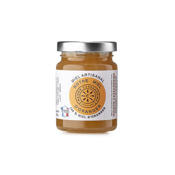 Miel d'Oranger Pot de 125 Grs | OR125