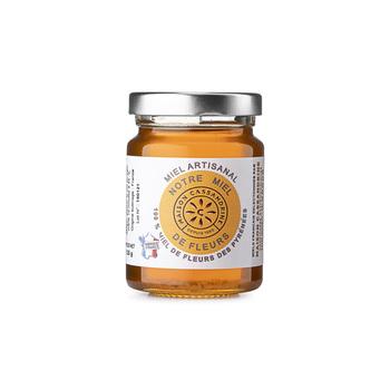 Miel de Fleurs des Pyrénées Pot de 125 Grs | PYR125