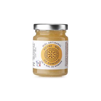 Miel de Romarin Pot de 125 Grs | ROM125