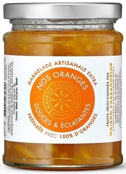 Confiture Artisanale Extra d'Oranges