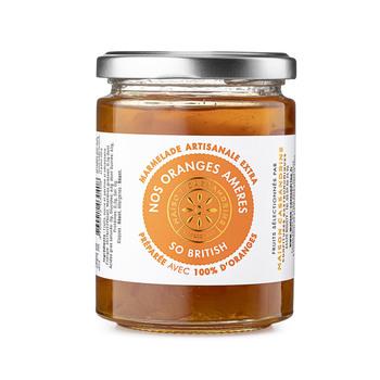 Mermelada Artesanal Extra de naranjas Amargas