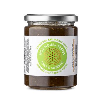 Homemade Top-Quality Green Fig Jam