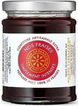 Homemade Top-Quality Strawberry Jam