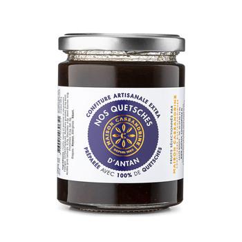 Homemade Top-Quality Damson Plum Jam